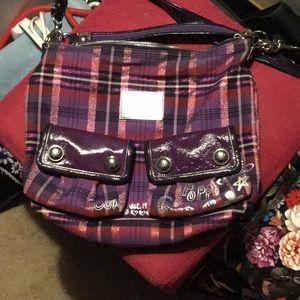 Medium coach bag